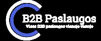 B2B Paslaugos